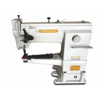 SPARK SPECIAL GC2628 промислова швейна машина з циліндричною платформою, з потрійним просуванням матеріалу